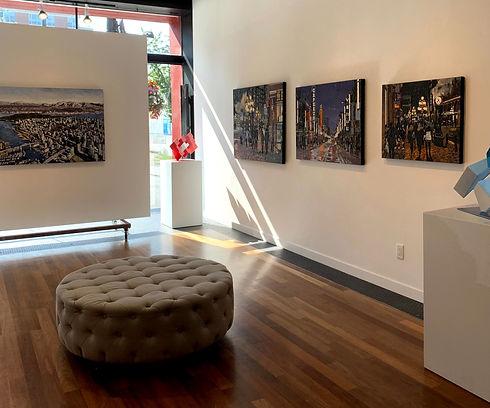 Vancouver Paintings at Ian Tan Gallery b