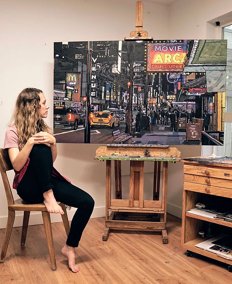 Emilie Fantuz Art Studio