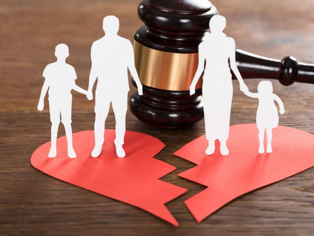 The effect of divorce or dissolution on your Will
