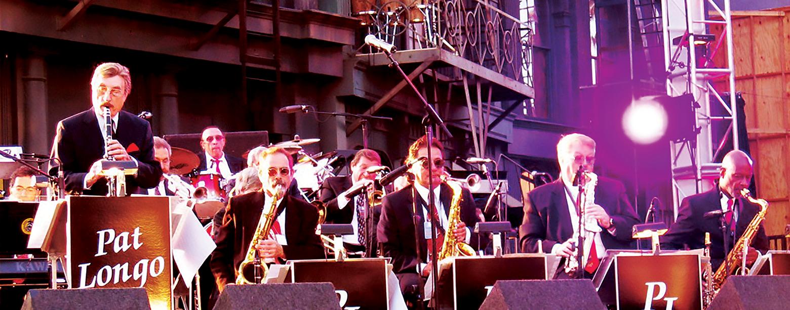 Pat Longo's Hollywood East Coast Big Band