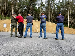 group firearms instruction