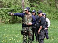 privat gun traning for groups