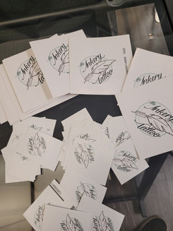 The Inkery Stickers