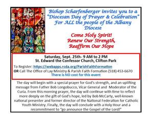 """Diocesan """"Day of Celebration"""""""