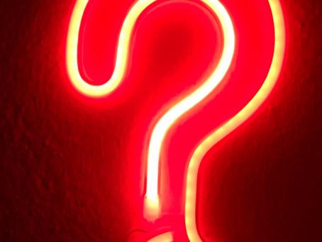 Confirmation FAQs