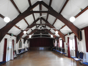 Main Hall, Ferring Village Hall, 90 Ferring Street, West Sussex BN12 5JP