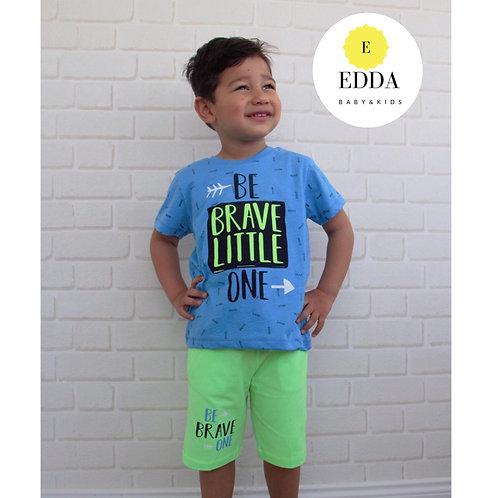Neon Şort Takım (1- 4 yaş )
