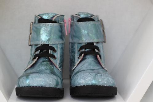 Kız Bebek Aynalı Ayakkabı