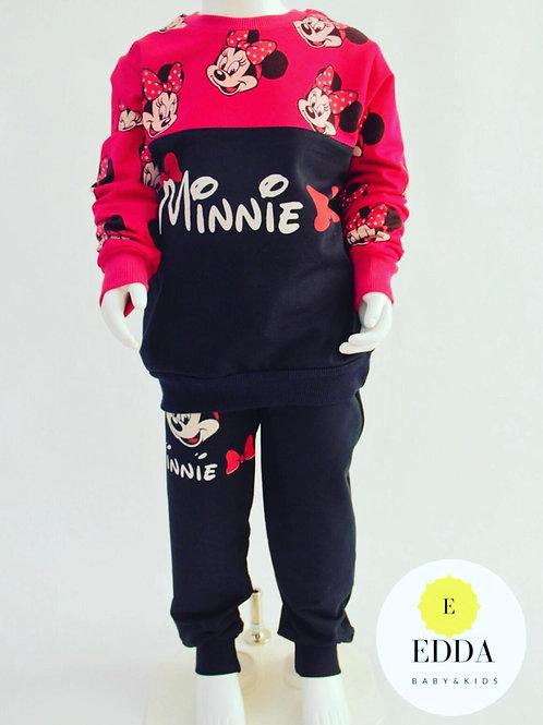 Minnie Mouse Takım (4-12 yaş)