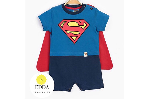 Superman Pelerinli Tulum