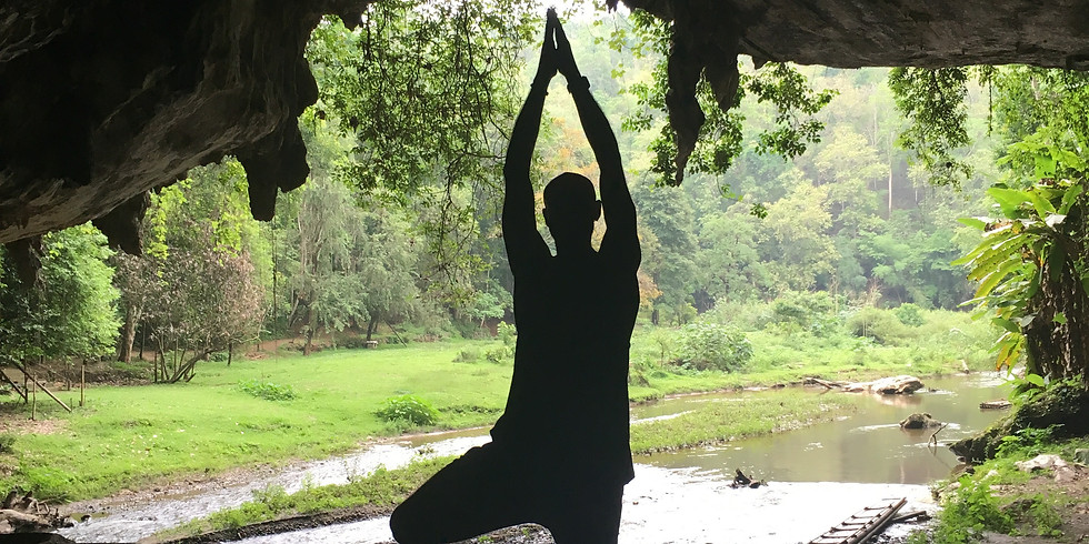 Yoga, parc de la Villette (Paris 19ème)
