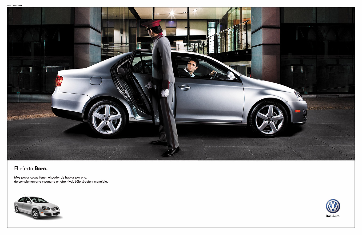 SPREAD EDITORIAL VW