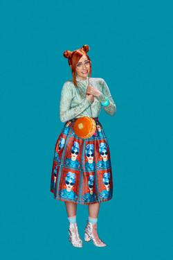 Minnie West