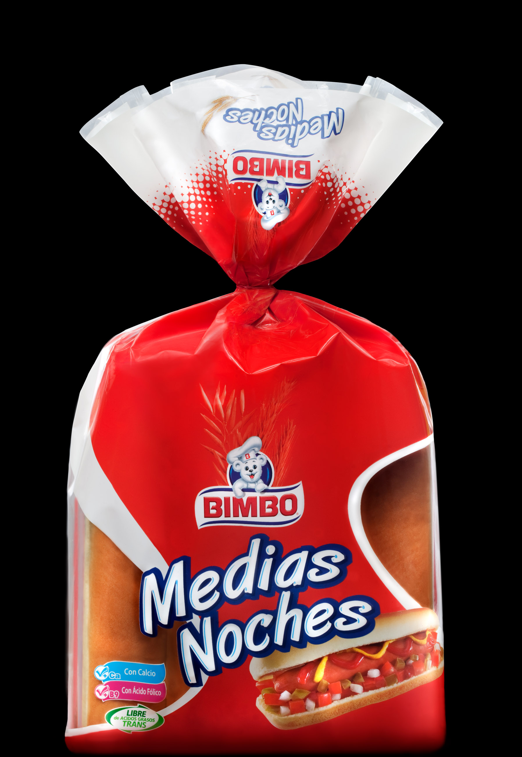 MEDIAS NOCHES BIMBO