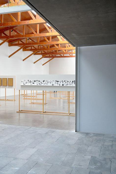 Iñaki Bonillas. Exposición Kurimanzutto 2018
