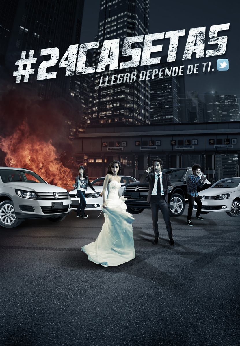 VW 24 CASETAS
