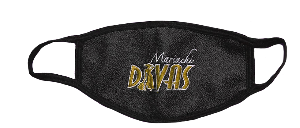 Printed  Diva Face Mask