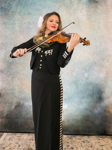 Rebecca/Violin