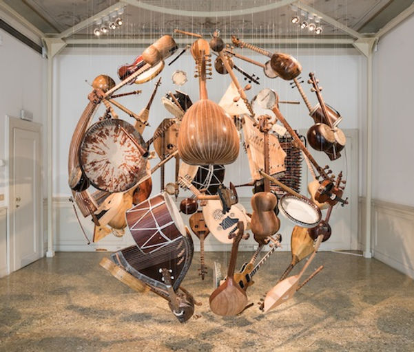 Elvin Nabizade Sphere Venice Biennale.jp