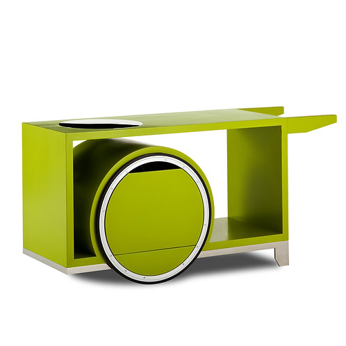 GWEN Design X ART LEXING Movable Console