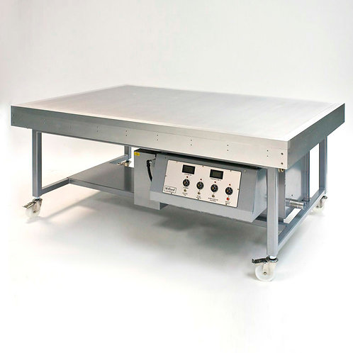 Heated Suction Table with Cooling