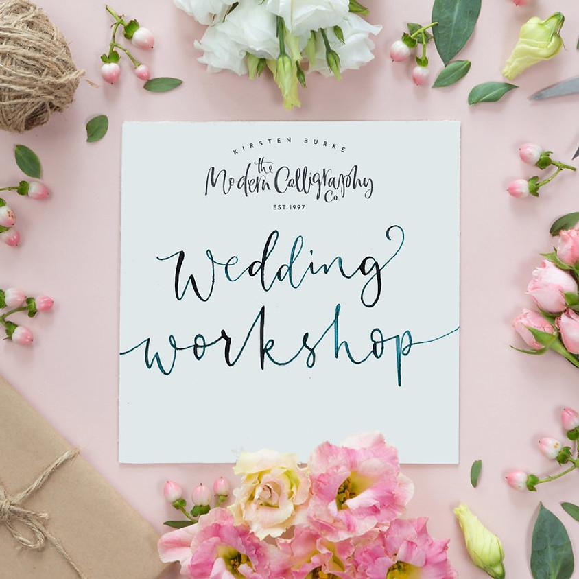 Special Event / Wedding Calligraphy Workshop (1)