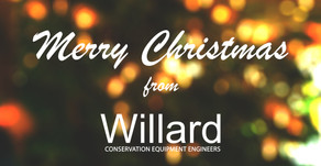 Christmas Wishes from Willard Conservation