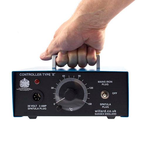 Standard Control Unit size comparison