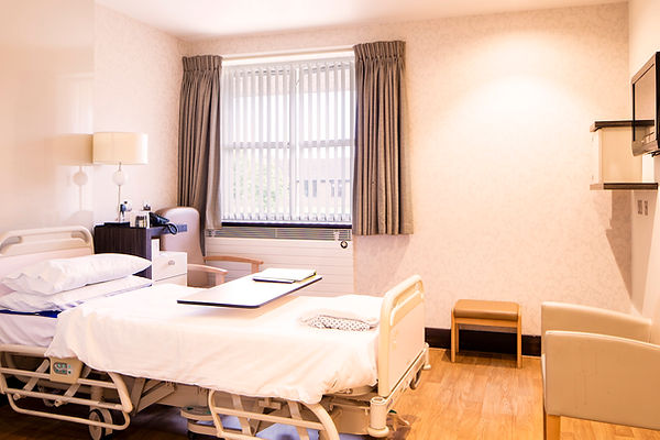 Nuffield Hospital Room Guildford