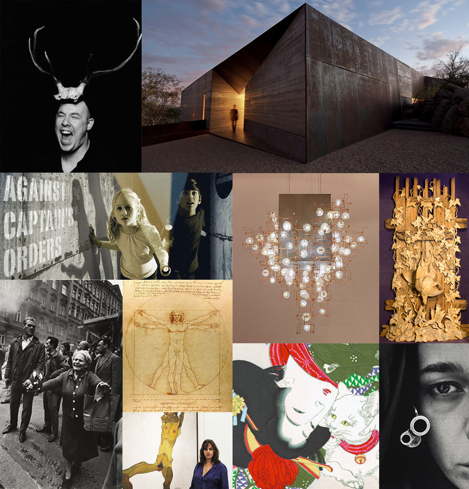 Spring 2015 exhibitions