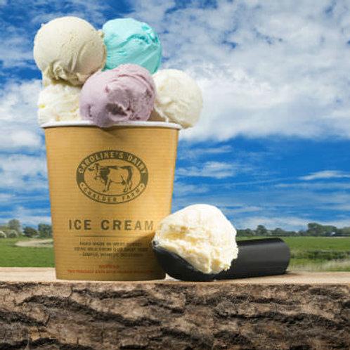 Caroline's Dairy Ice cream 500ml