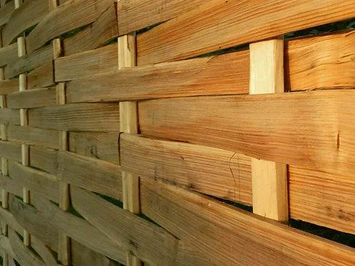 Chestnut Panel Lath