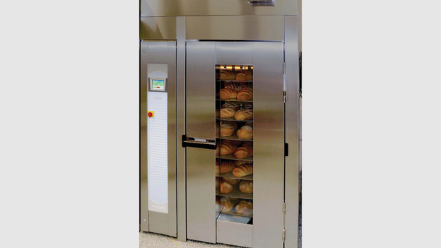 Rack Oven with Turbo