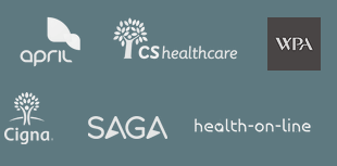 Private health insurer logos