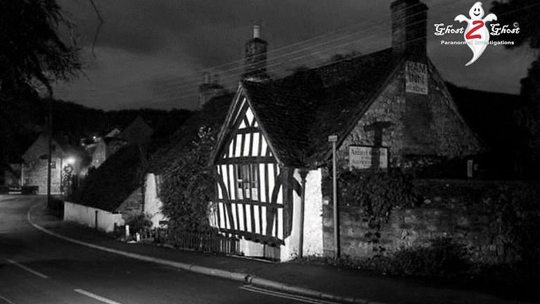 Ancient Ram Inn Ghost Hunt SPECIAL OFFER £39.00 PP