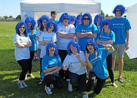Barclays Bank Dragon Boat Team