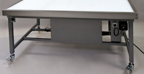 Product Spotlight: Sub-illuminated Suction Table