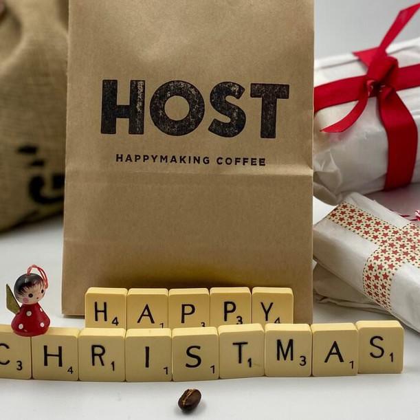 HOST Christmas box