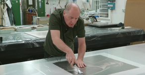 Willard In Action – Watch Our Multi-Function Suction Table at The National Gallery