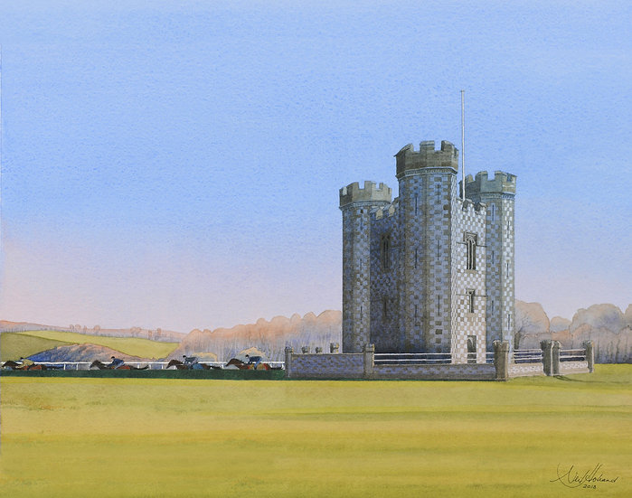 Hiorne Tower Arundel Park