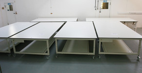 Product Focus: Work benches for Conservation