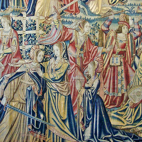 Tapestry example that was