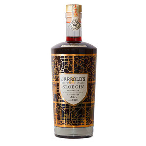 Jarrold's limited edition sloe gin