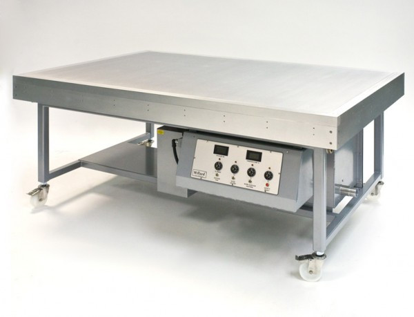Heated Suction Table