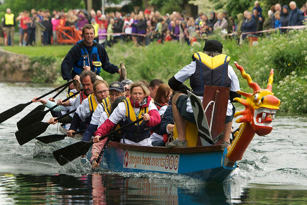 Chichester Dragon Boat Race
