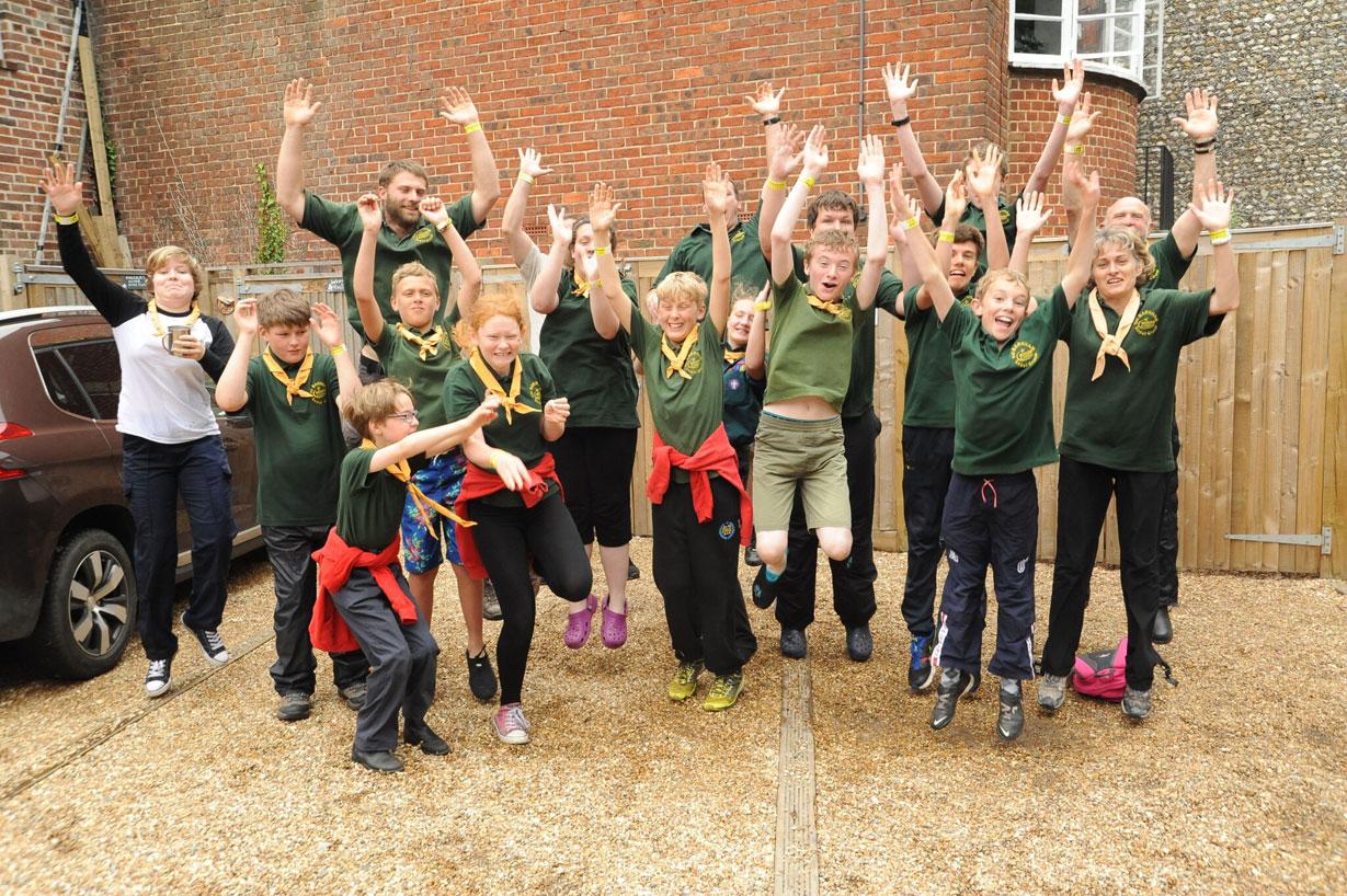 1st Barnham Scouts