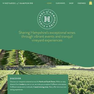 Vineyards of Hampshire