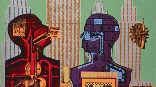 Eduardo Paolozzi exhibition