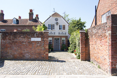 The Clock House, Central Chichester