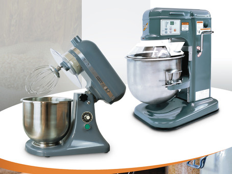 Product of the Month – Planetary Mixer